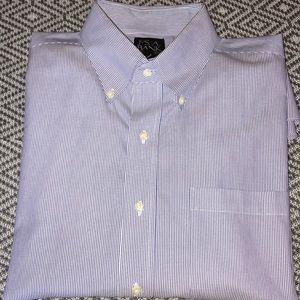Jos. A Banks / Traveler's Collection Dress Shirt